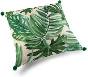 Vankúš Versa Jungle, 45 × 45 cm