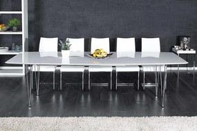 Stôl rozkladací biely Platform 170-270cm