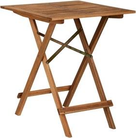 Butlers LODGE Skladaci stôl - prírodný