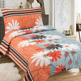 Moona Home Textile Krepové obliečky Aedon (3-dielna sada), 140 x 200 cm