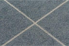 Kusový koberec Maxo sivý, Velikosti 120x170cm