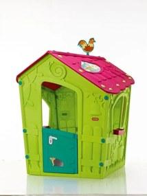 InternetovaZahrada - MAGIC PLAY HOUSE domček - zelený