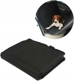 Bestent Ochranná podložka do auta pre psov