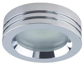 Luxera Luxera 71002 - Kúpeľňové podhľadové svietidlo IP65 1xGU10/50W/230V 71002