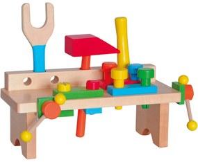 Woody Pracovný stôl jednoduchý - nový dizajn