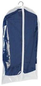 Priehľadný obal na oblek Wenko Transparent, 100 × 60 cm