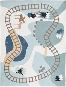 lovel.sk Dizajnový detský koberec Deer 130x170 cm
