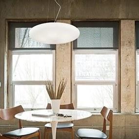 Moderné svietidlo IDEAL LUX Smarties Bianco SP3 032009