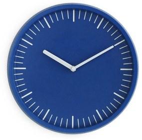 normann COPENHAGEN Nástenné hodiny Day Wall Clock Blue