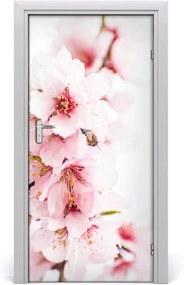 Fototapeta samolepiace  kvety mandľovníky