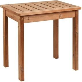Záhradný stôl drevený PROWOOD z ThermoWood - Stôl ST1 80