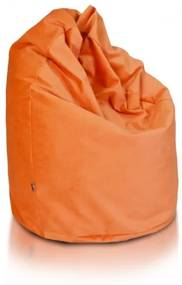 INTERMEDIC Sedací Vak Giga Sako - NC09 - Oranžová pomaranč (Polyester)