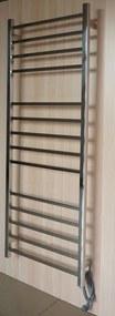 SAPHO - ESKINADO Elektrický sušiak uterákov, hranatý, 600x1500mm, 130W, nerez (ER450)