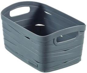 CURVER RIBBON XS úložný box, 13 x 24 x 17 cm, 3 l šedá 00728-T37