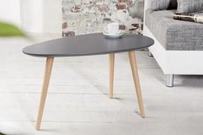 Konferenčný stolík Scandinavia 75 cm grafit