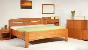 Masívna posteľ s úložným priestorom Evita 1 - 160/180 x 200cm
