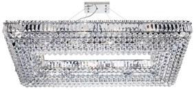 Searchlight 8382CC VESUVIUS závesné svietidlo 24xE14
