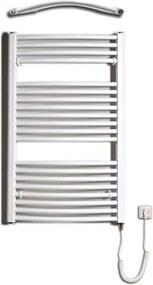Radiátor elektrický Thermal Trend KDOE 96x60 cm biela KDOE600960