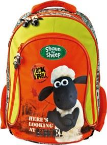 BAAGL Školský batoh Veselá farma, ergonomický veľký