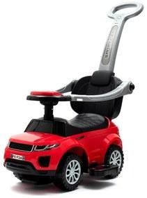BABY MIX Nezaradené Detské hrajúce vozítko 3v1 Baby Mix červené Červená |