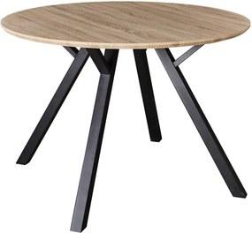 Jedálenský stôl Roberta 120x120 cm
