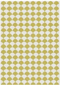 Koberec Gerda: Žltá 70x100 cm