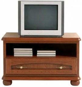 BRW TV stolík BAWARIA DRTV 100 Farba: gaštan/orech talianský
