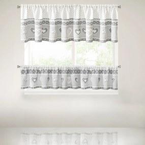 Záves na okno CLEO 60x140 cm