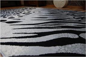 Kusový koberec PP Savana sivý, Velikosti 120x170cm