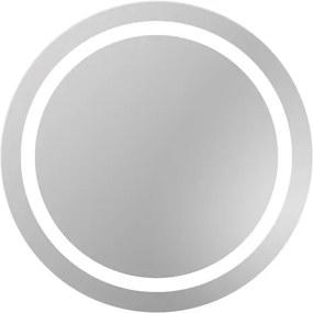 Zrkadlo s LED osvetlením Naturel Iluxit 67x67 cm ZIL6767KLEDBV
