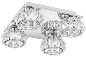 Eglo Eglo 39009 - LED stropné svietidlo CORLIANO 4xLED/5W/230V EG39009