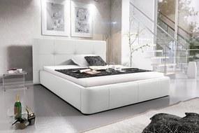 Manželská posteľ 200 cm Verona (s roštom)