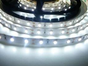 LED Solution LED pásik 12W/m 12V bez krytia IP20 Farba svetla: Studená biela 07703