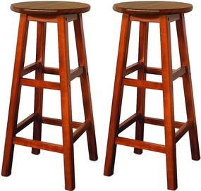 Jurhan & Co.KG Germany Barové stoličky JR17 set 2 ks