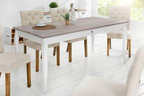Jedálenský stôl Melanie 180 cm jedľa
