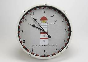 Nástenné hodiny Maják 40 cm