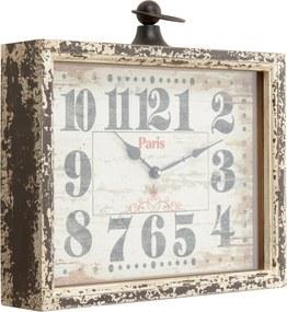 Bighome - Nástenné hodiny HYDRA