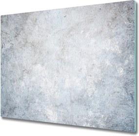 Sklenená doska na krájanie  betónové pozadia