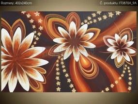 Fototapeta Tajuplné kvety 402x240cm FT3870A_9A