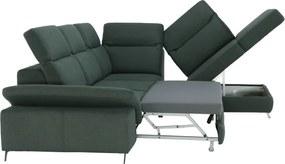 TEMPO KONDELA Alvaro L rohová sedačka béžová