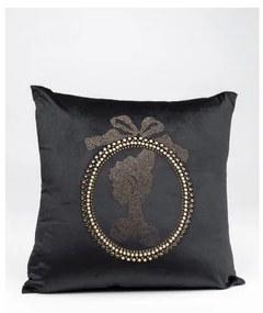 KARE DESIGN Sada 2 ks Dekoratívny vankúš Diamond Medallion 45x45 cm