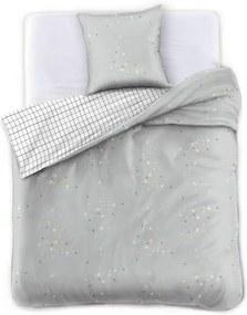 Obliečky na jednolôžko z bavlneného saténu DecoKing Modest, 135 x 200 cm