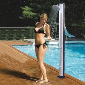 Solárna sprcha Avenberg EXCLUSIVE 40L + nožná sprcha