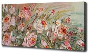 Foto obraz na plátne Ruže pl-oc-100x50-f-87463401