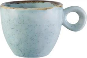 Lunasol - Šálka Mocca Sand tyrkysová 90 ml – Gaya (451952)