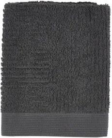 Čierny uterák Zone Nova, 50 x 70 cm