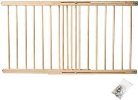 ISO Zábrana dvere, schody 72-122 cm výška 68 cm, 8257