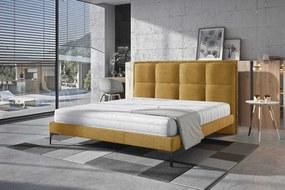 Dizajnová posteľ Adelynn 180 x 200 - 6 farebných prevedení