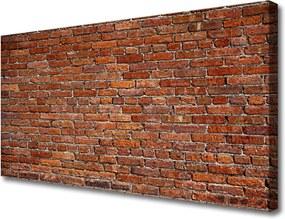 Obraz Canvas Tehlová Múr Tehly
