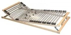 Texpol OPTIMAL PLUS HN 5V -  lamelový polohovateľný rošt 110 x 200 cm